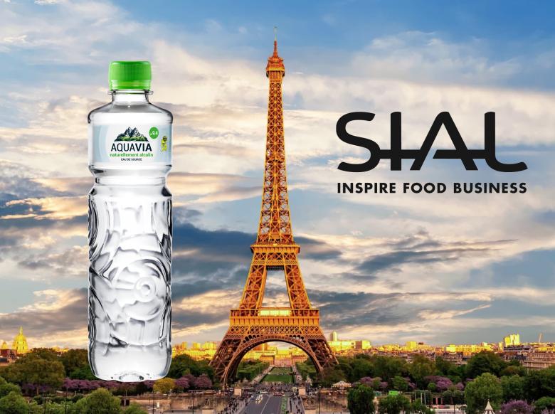 Látogasson meg a SIAL Élelmiszeripari szakkiállításon Párizsban
